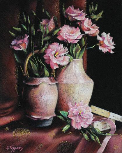 Живопись американской художницы Marie Tippets