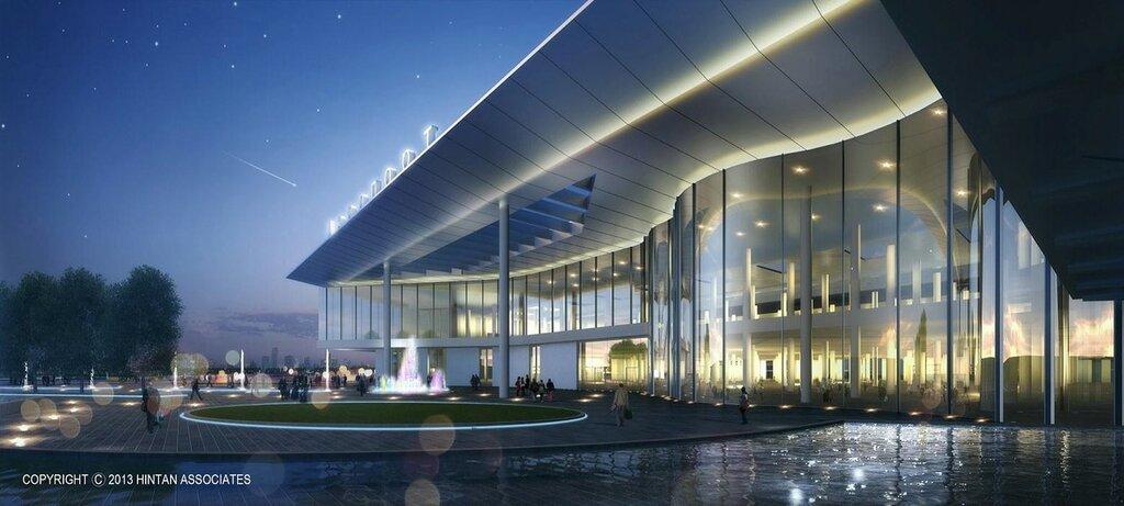 Тестирование нового терминала Стригино