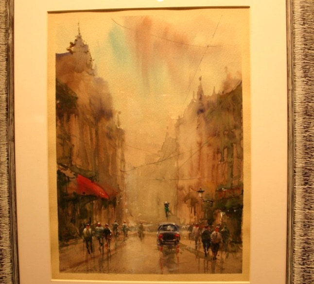 выставка картин Неберекутина