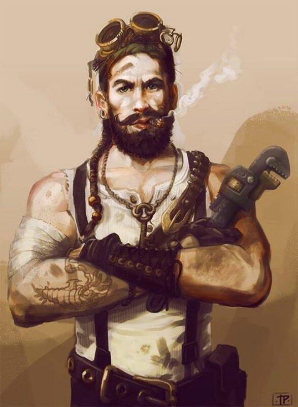 art-красивые-картинки-Steampunk-бородач-963443.jpeg