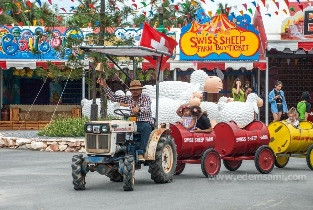 Pattaya Swiss Sheep Farm