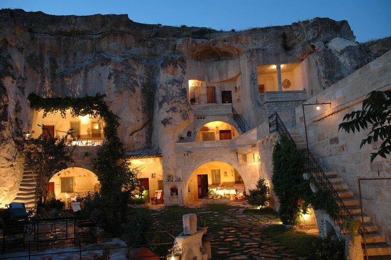 Самые необычные отели мира