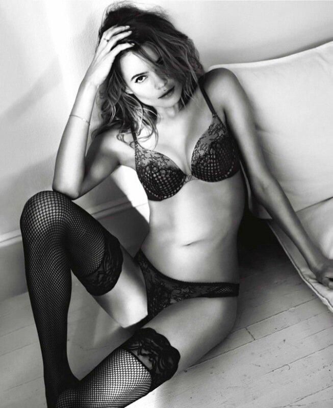 Красивые девушки в праздничном каталоге Victoria's Secret ко Дню Валентина