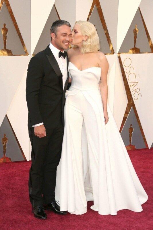 Самые красивые пары знаменитостей на «Оскаре» 2016 года