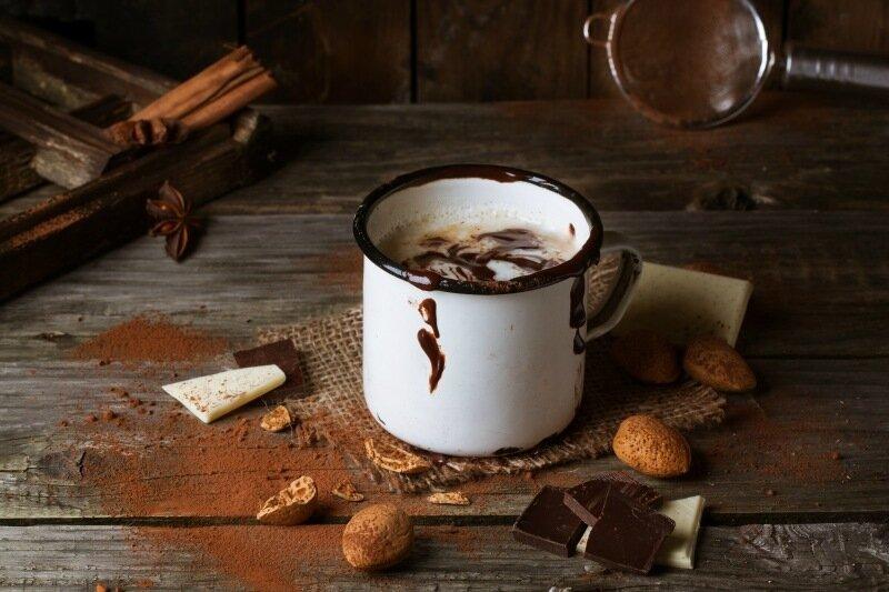 Рецепты горячего шоколада: от бельгийского до шоколада с перцем чили!