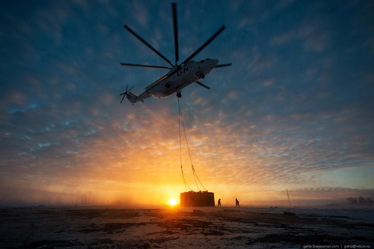 Ми-26 — самый большой вертолёт в мире (54 фото)