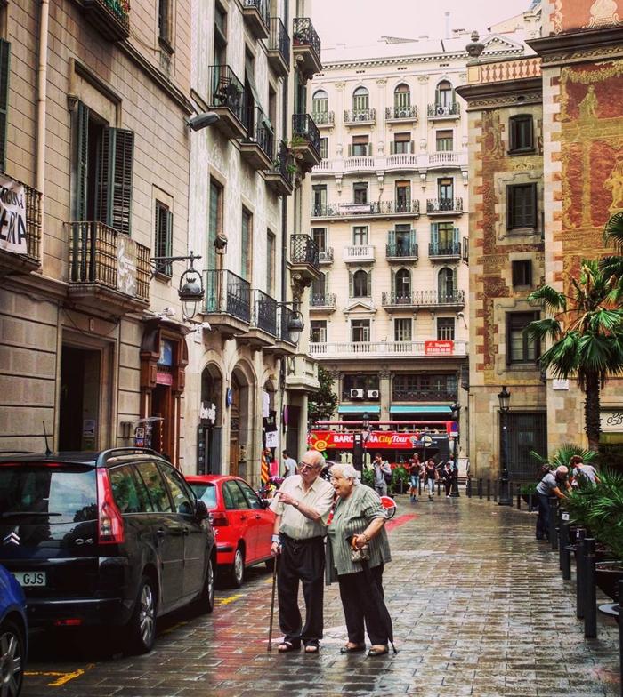Красивая архитектура Барселоны Instagram фото 6
