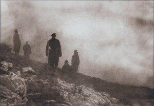 Часовые по линии Шандорник - Араба-Конак, 1877