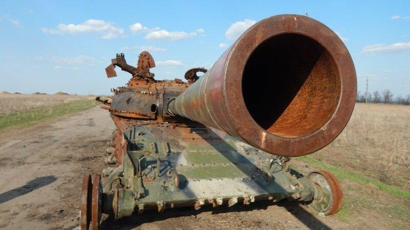 трофеи снаряды луганск