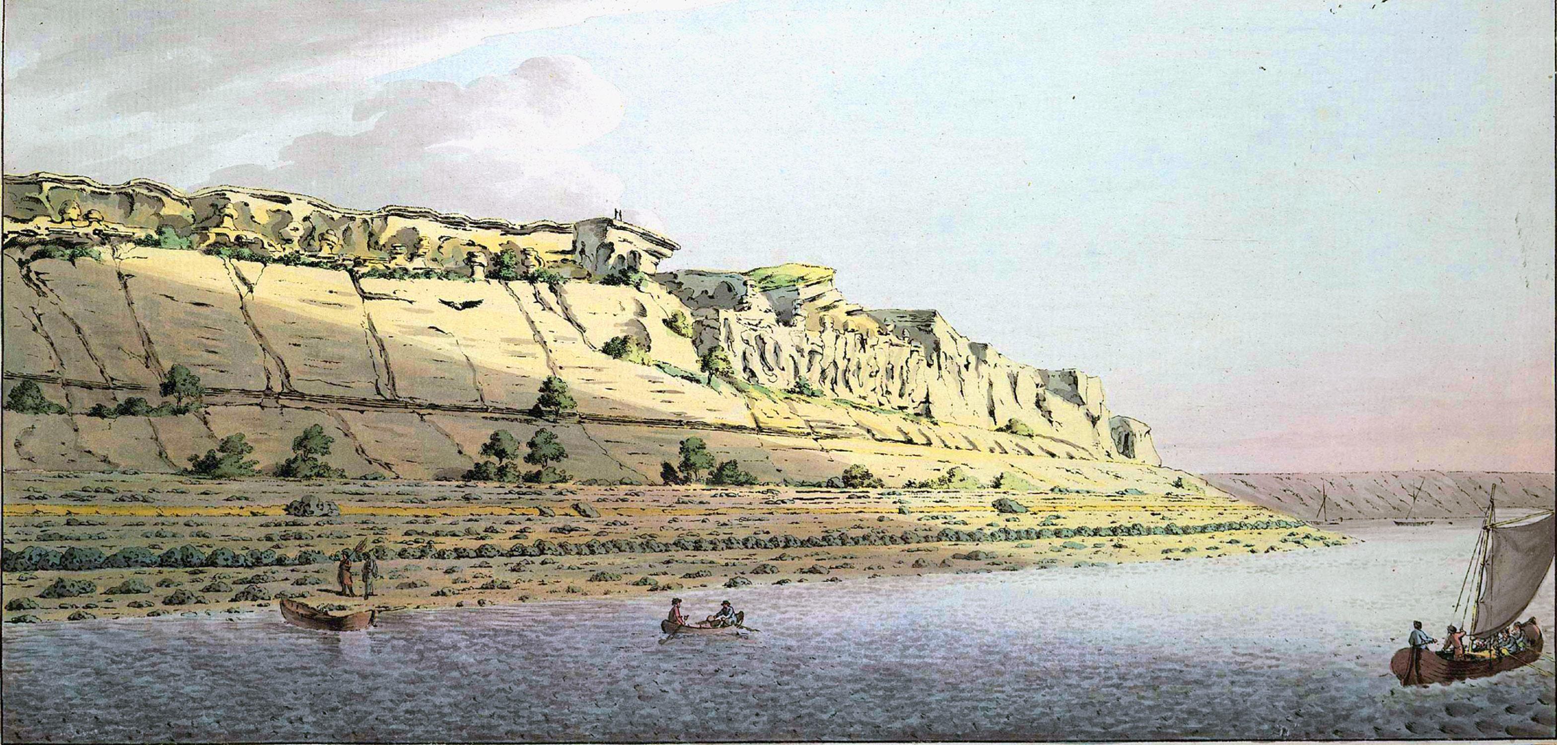 2. Стрельная гора — самая высокая вершина Жигулей, расположенная по течению Волги выше Дубовки.