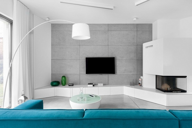House in Gliwice by Widawscy Studio Architektury - Archiscene - Your Daily Architecture & Design Update