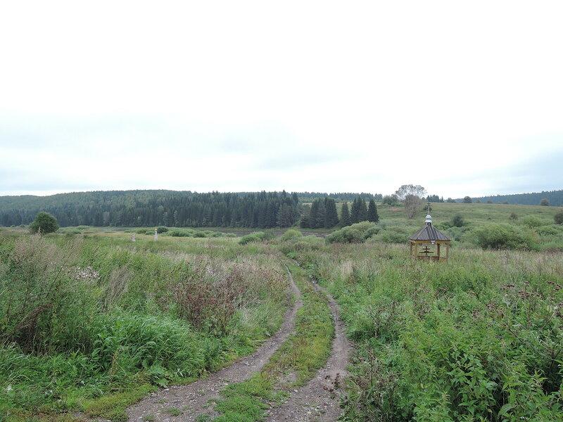 Село Илим.