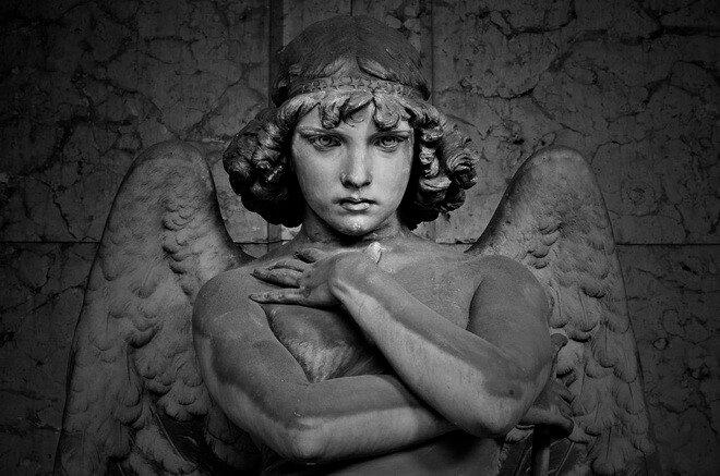 Кладбище Монюманталь де Стальено. Генуя, Италия