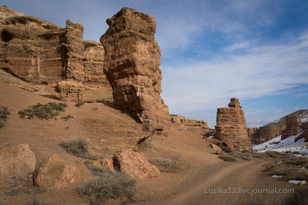 Чарынский каньон, Казахстан