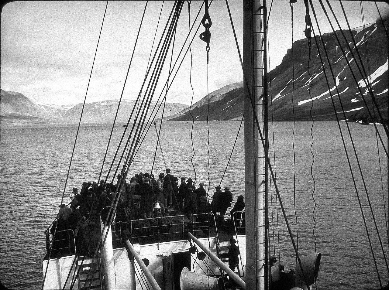 1937. Новая Земля. Маточкин Шар