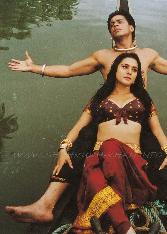 SRK & Preity Zinta - Dil Se
