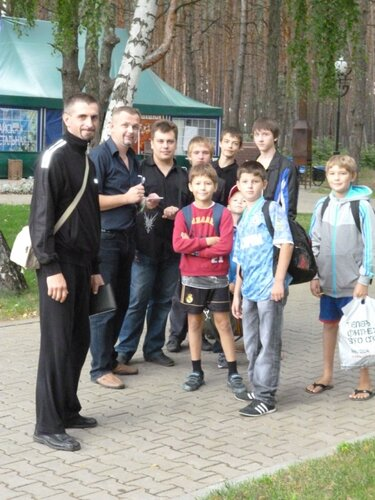 Летняя Школа Каратэ 2012