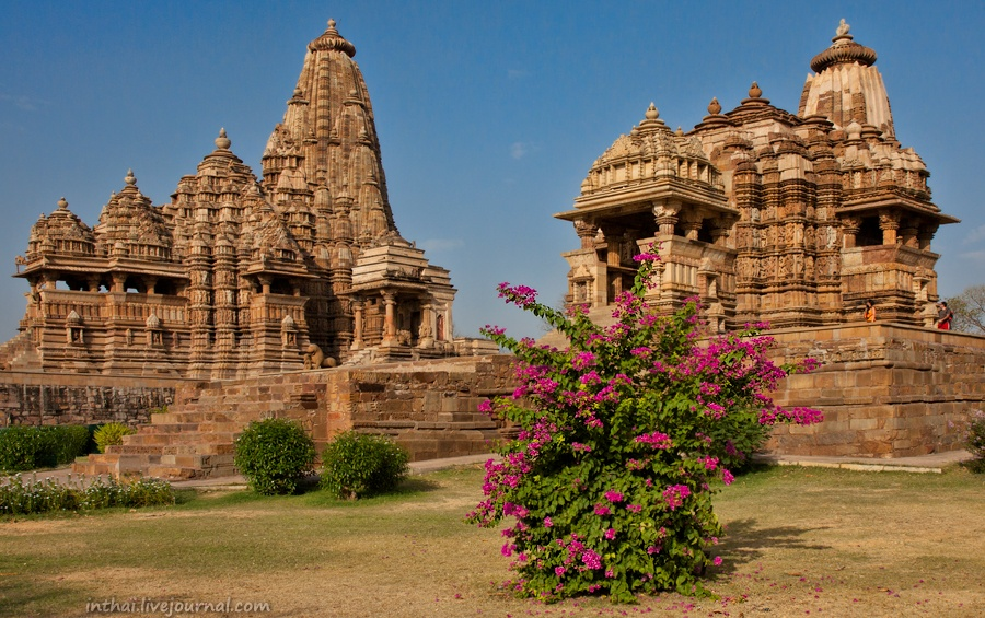 Храм эротики в индии