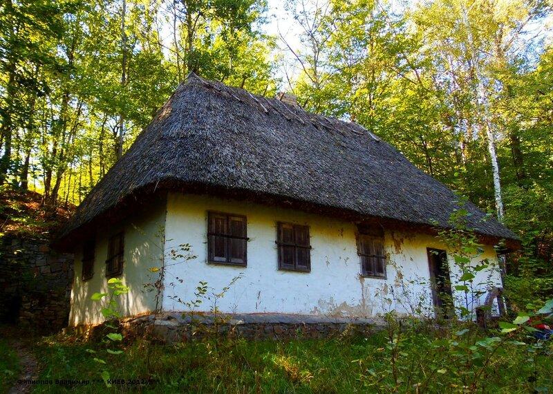 Музей национальной архитектуры и быта Пирогово.