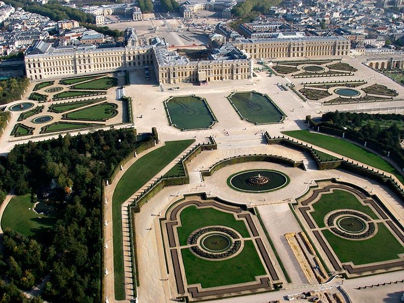 Дворцы Франции: Версаль