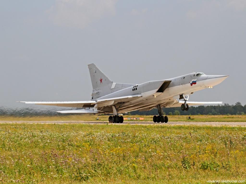 Обои Ту-22м3, сверхзвуковой, ракетоносец-бомбардировщик. Авиация foto 18