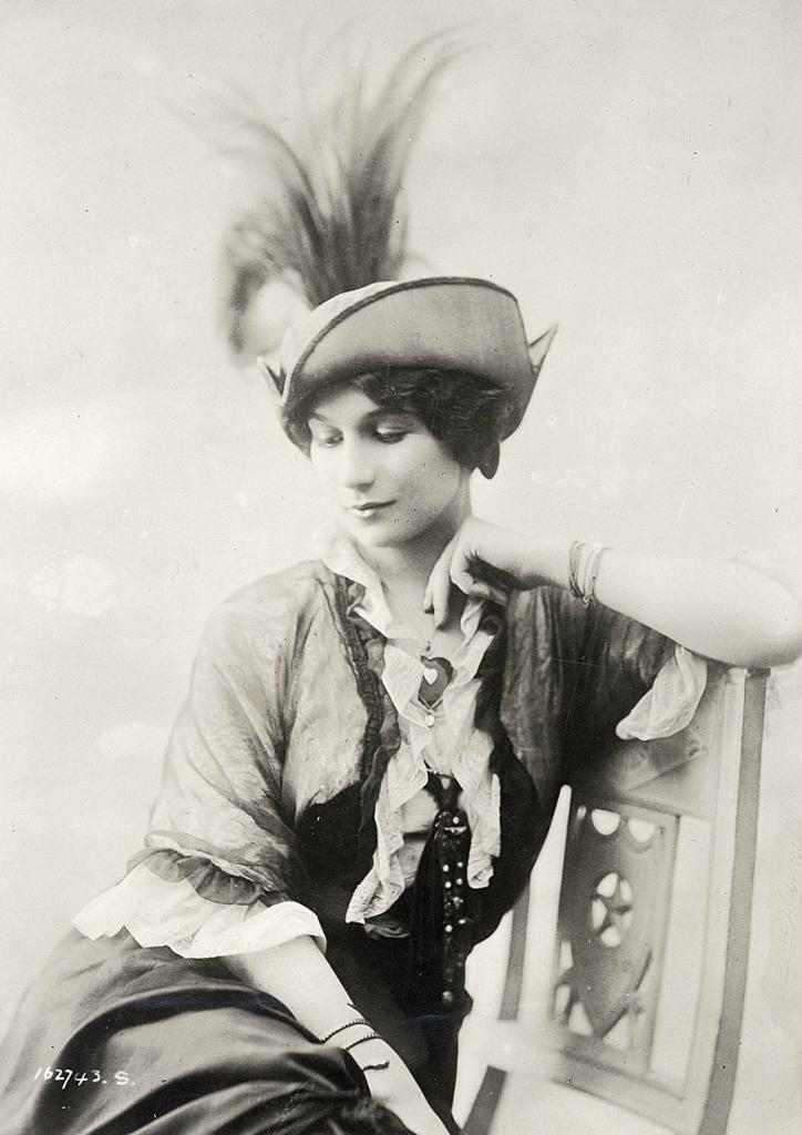 0 6f5b8 f7b56bc orig Женские шляпки 1913   1915 годов