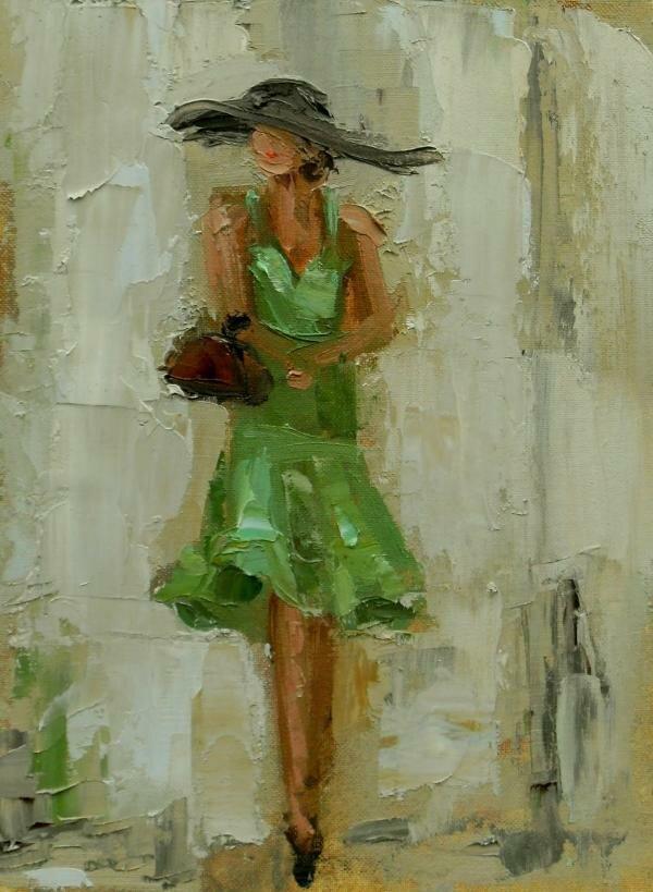 Модные женщины. Kathryn Trotter 17