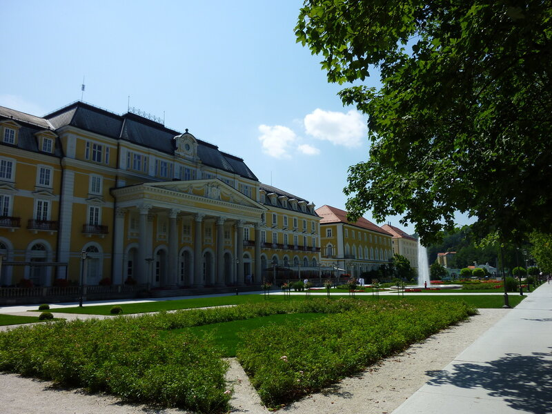 Наш Grand Hotel Rogaska