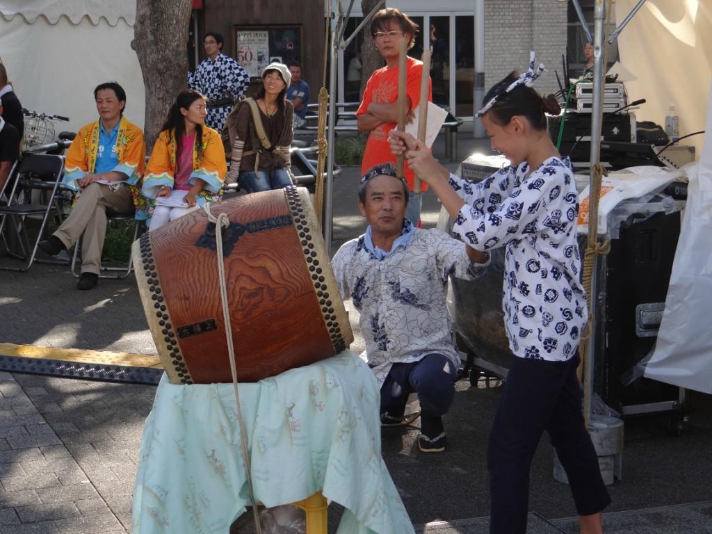 Йокогама-город-праздник