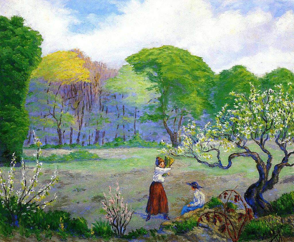 Paul Ranson - Picking Flowers.jpeg