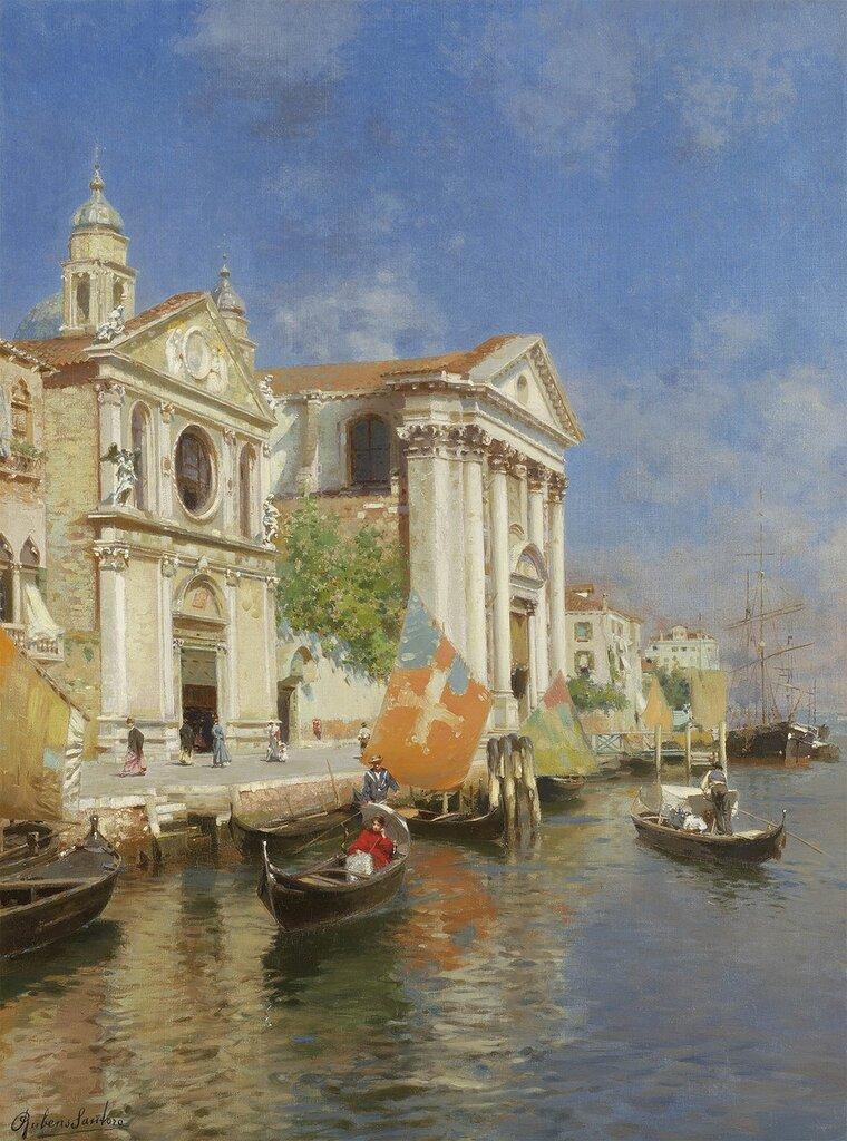 Rubens Santoro - S. Maria della Visitazione and S. Maria del Rosario, Venice - 28562-20.jpg