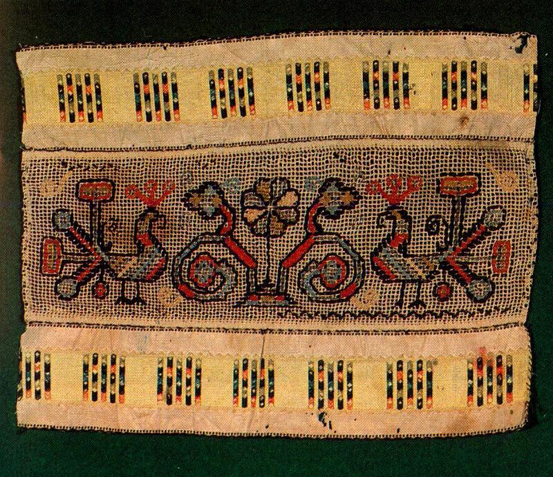 Тамбовская вышивка