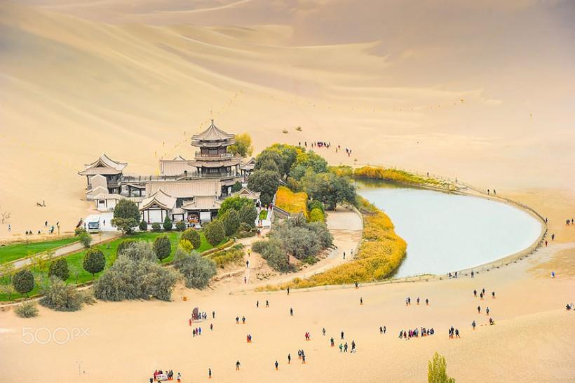 Горная деревня в Южном Китае