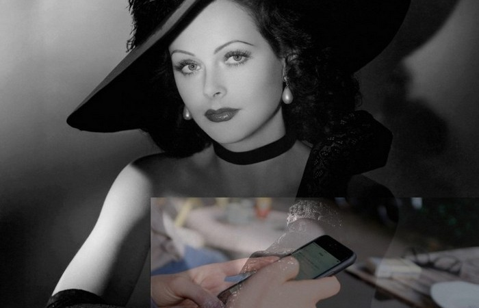 Когда-то голливудскую актрису Хеди Ламарр называли «самой красивой женщиной в мире». Хеди