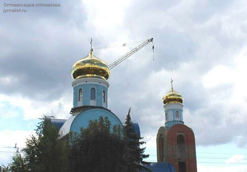 башенный храм кран храм