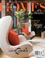 Журнал St. Louis Homes & Lifestyles - September 2015