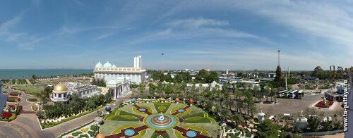 Дворцовый комплекс Сукхавади Паттайя