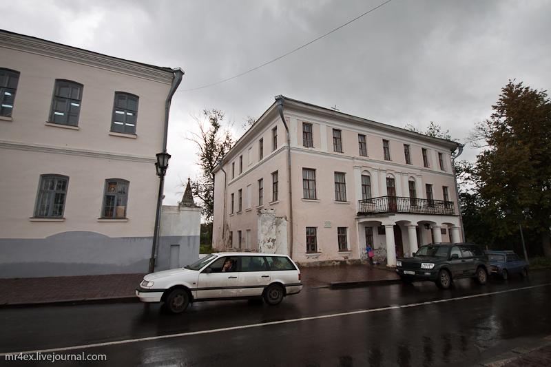 Суздаль. Кремлевская улица