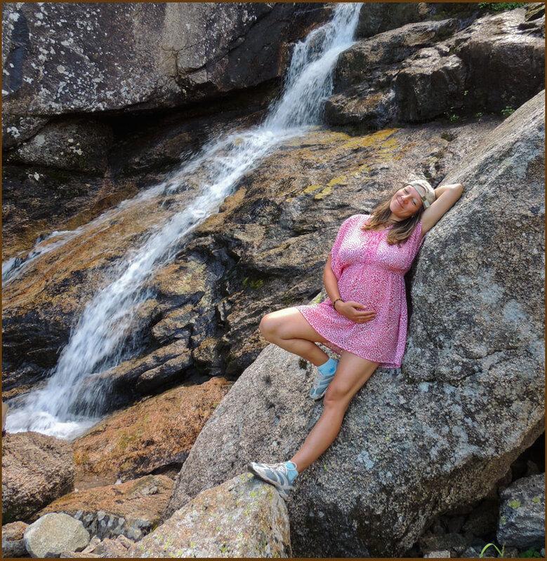 Поездка в горы для беременных