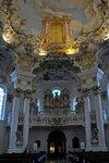 Орган в церкви в Висе