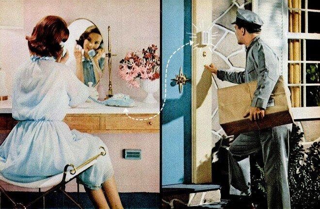 Бытовая техника 20 века