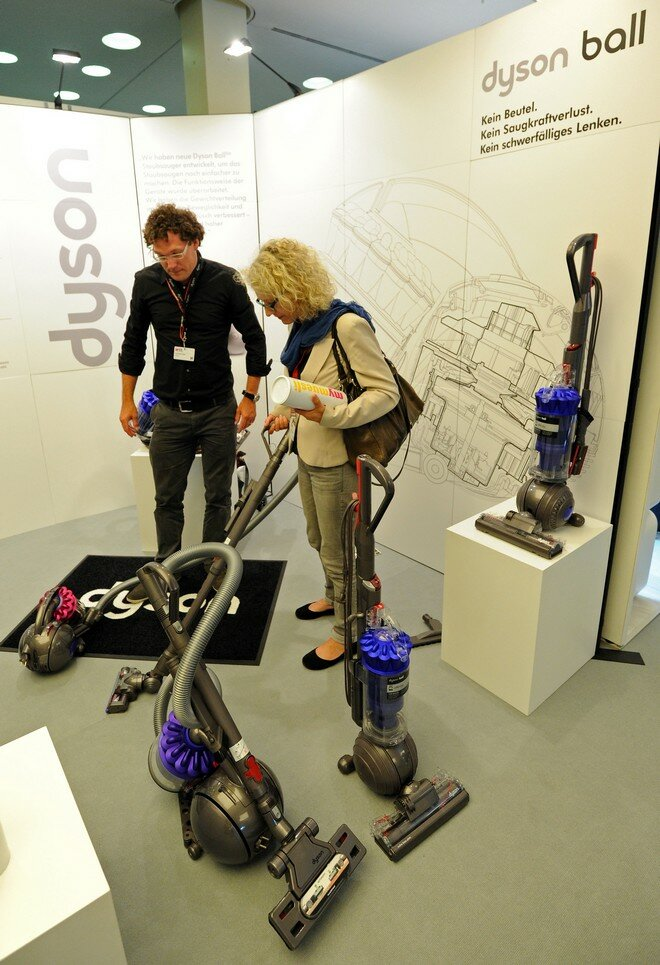 IFA 2012, выставка бытовой техники