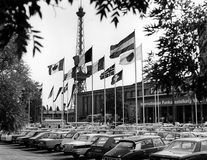 IFA История выставки бытовой техники