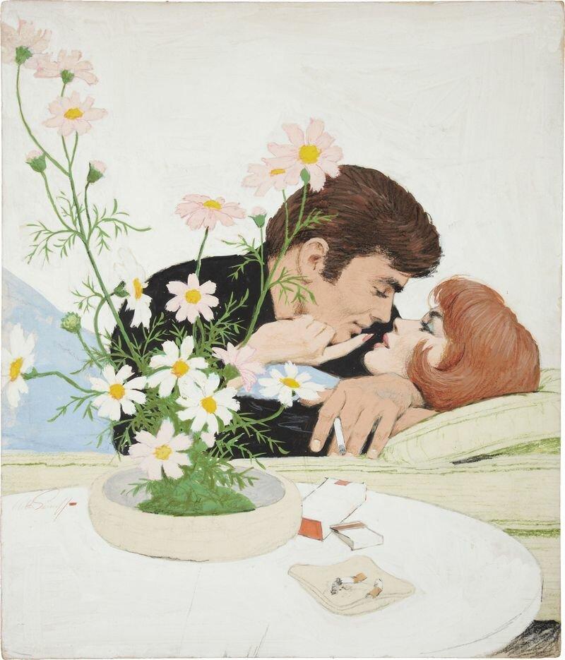 Я стану для тебя единственной желанной... Arthur Saron Sarnoff