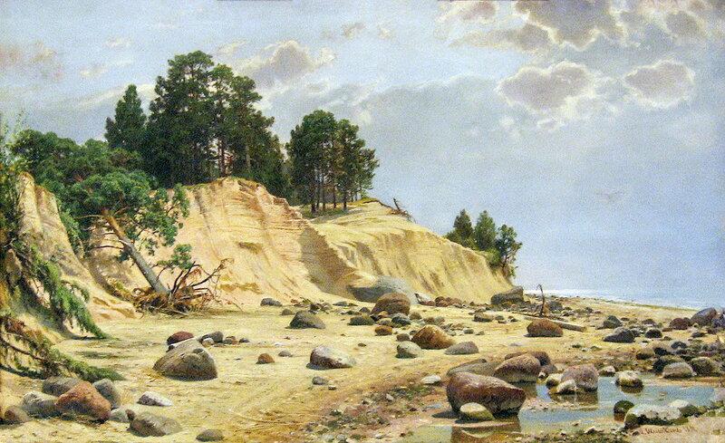 Иван Шишкин. После шторма в Мери-Хови. 1891.jpg