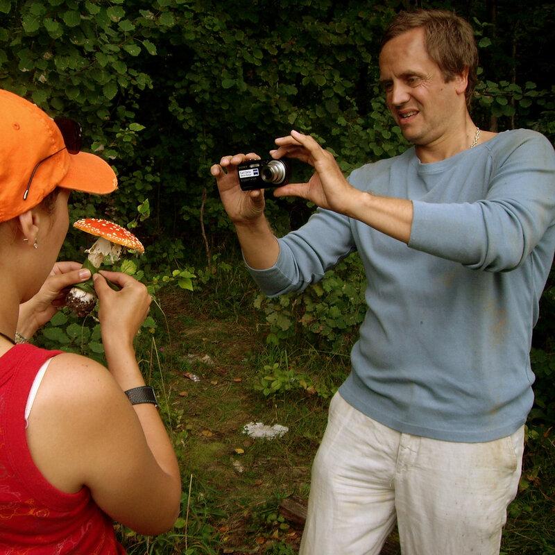 Фото из серии кадров со съёмочной площадки 2006 г.