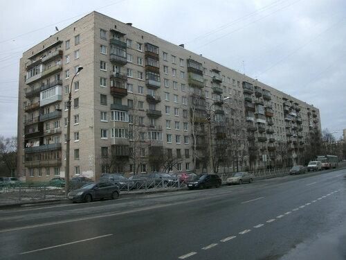 ул. Веры Слуцкой 91