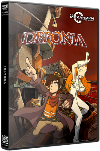 Deponia (2012) PC