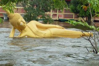 потоп в тайланде