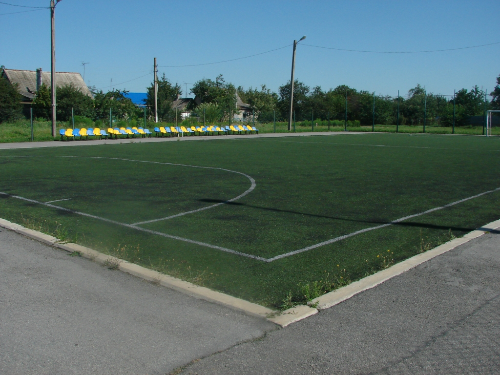 Низовий футбол неозброєними оком. Виїзд на матч чемпіонату району - изображение 20
